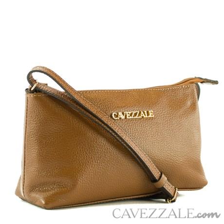 Bolsa Tiracolo de Couro Feminina Cavezzale Linhaça 0100972