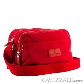 Bolsa Tiracolo Feminina Cavezzale Vermelho 101292