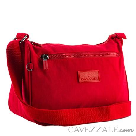 Bolsa Tiracolo Feminina Cavezzale Vermelho 101294