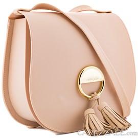 Bolsa Tiracolo Feminina Saddle Petite Jolie Desert Nude 0100856