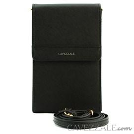 Bolsa Tiracolo Phone Case Cavezzale Preto 101252