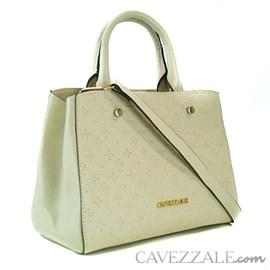Bolsa Tote Bag Cavezzale Monograma Gelo 102144