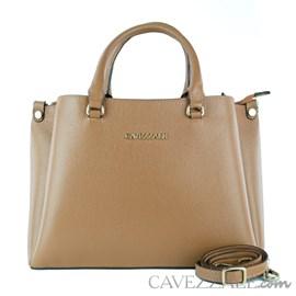 Bolsa Tote Bag de Couro Feminina Cavezzale CVZ Floter Arabica 102353