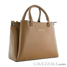 Bolsa Tote Bag de Couro Feminina Cavezzale Floter Arabica 102353