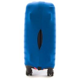 Capa para Mala Média Cavezzale em Poliéster Azul 09900