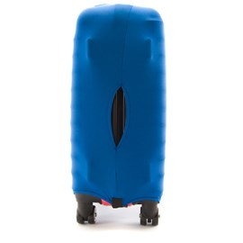 Capa para Mala Pequena Cavezzale em Poliéster Azul 099007
