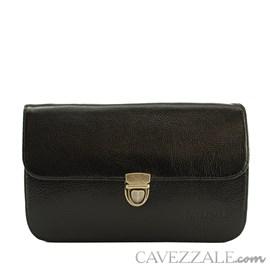 Capanga Couro Cavezzale 050634 Preto