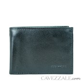 CARTEIRA COURO MASCULINA GRANDE CAVEZZALE PRETO  015684