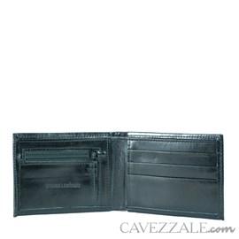 CARTEIRA DE COURO CAVEZZALE 056138 PRETO