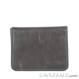 Carteira De Couro Masculina Grande Cavezzale Café 056135