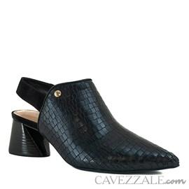 Chanel Feminino em Couro Petit Croco Preto Cavezzale 0102121