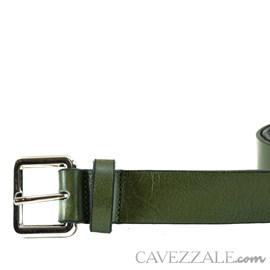 Cinto Couro Feminino Cavezzale Verde 102082