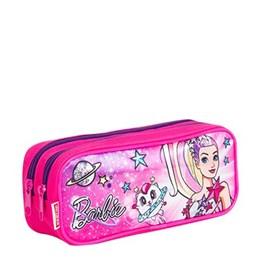 Estojo Escolar Barbie Aventura Nas Estrelas Poliéster 097507