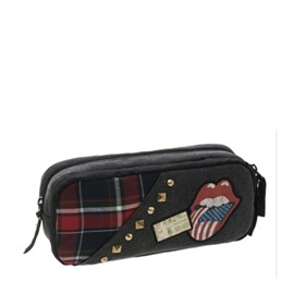 Estojo Start Me Up Rolling Stones Preto 097565