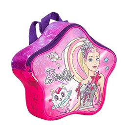 Lancheira Escolar Barbie Aventura Nas Estrelas Poliéster 097506
