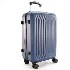 Mala de Bordo Cavezzale em ABS Florença Azul 98304