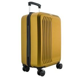 Mala de Bordo Cavezzale em ABS Florença Dourada 98304