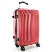 Produto Mala de Bordo Cavezzale em ABS Florença Vermelho 98304