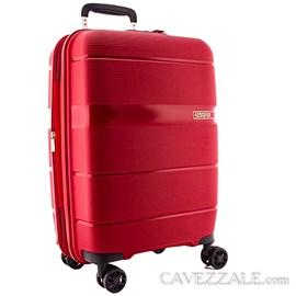 Mala de Bordo Linex American Tourister Vermelho em Polipropileno 010120