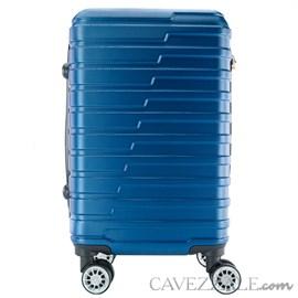 Mala de Viagem Média Azul ABS Cavezzale Turim 0101515
