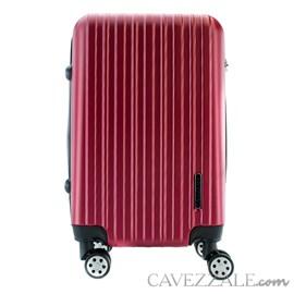 Mala de Viagem Média Vermelho ABS Cavezzale Capri  101717