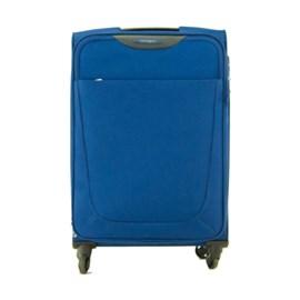 Mala de Viagem Samsonite Base Hits Grande Azul Poliéster 056201