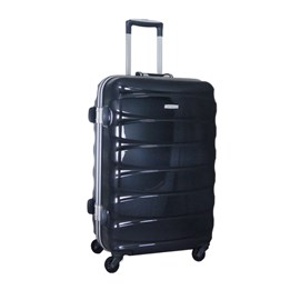 Mala de Viagem Samsonite Oval Pequena Cinza ABS 096997