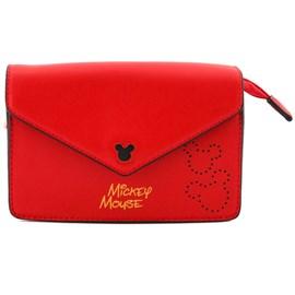 Mini Bag Mickey Mouse Vermelho 0100081