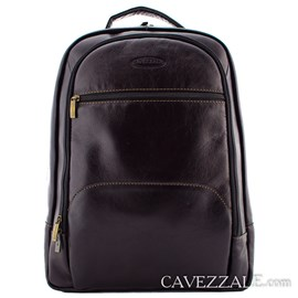 Mochila de Couro Cavezzale Café 0100915