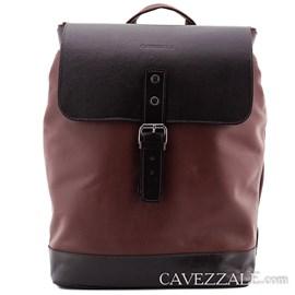 Mochila de Couro Cavezzale Conhaque 0101239