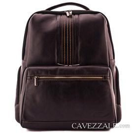 Mochila de Couro Cavezzale Preto 0100913