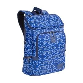 Mochila Escolar Paul Frank 17t05 Grande Azul Poliéster 097493