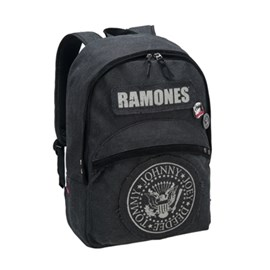 Mochila Grow Up Ramones Preto 097550
