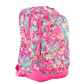 56cdaaeb0 Mochila Magic Sestini Rosa Unicórnio 099179 ...