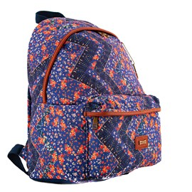 Mochila Sestini Plus Lunch Floral 099174