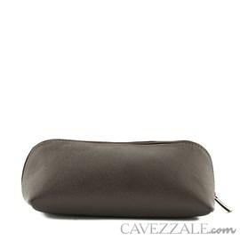 Necessaire De Couro Cavezzale Pinhão 099654