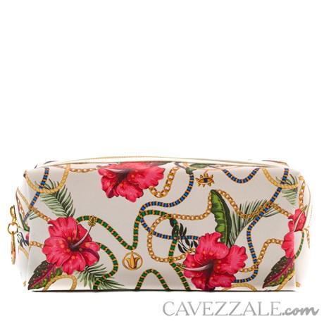 Necessaire Feminina Cavezzale Floral 101333