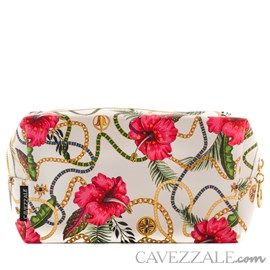 Necessaire Feminina Cavezzale Floral 101334