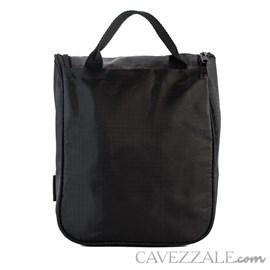 Necessaire Nylon Cavezzale Preto 0101229