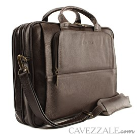 Pasta Couro Executivo Cavezzale Café 019609