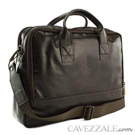 Pasta Couro Executivo Cavezzale Café 055967