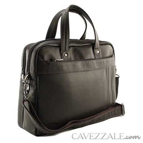Pasta Couro Executivo Cavezzale Café 056532