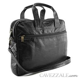 Pasta Couro Executivo Cavezzale Preto 053595