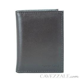 Porta Cartão De Couro Cavezzale 098359 Café