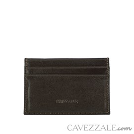 Porta Cartões Couro Cavezzale 011918 Marrom