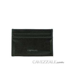 Porta Cartões Couro Cavezzale 011918 Preto