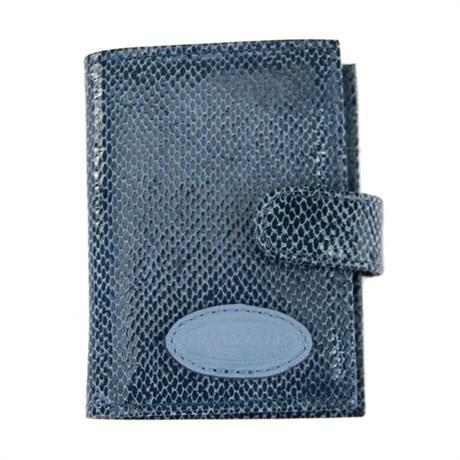 Porta Cartões Couro Cavezzale 055474 Jeans