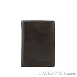 Porta Documentos Couro Cavezzale 011911 Marrom