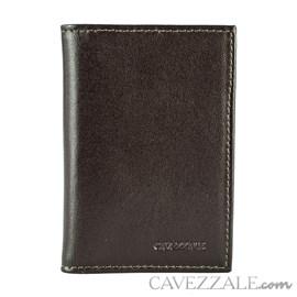 Porta Documentos Couro Cavezzale 015034 Marrom