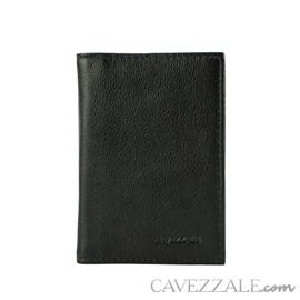 Porta Documentos Couro Cavezzale 015034 Preto